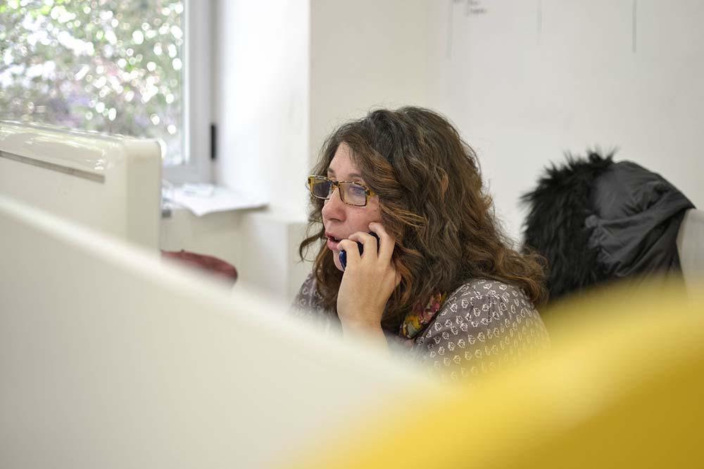 QComo trabaja un coworker en Freeland