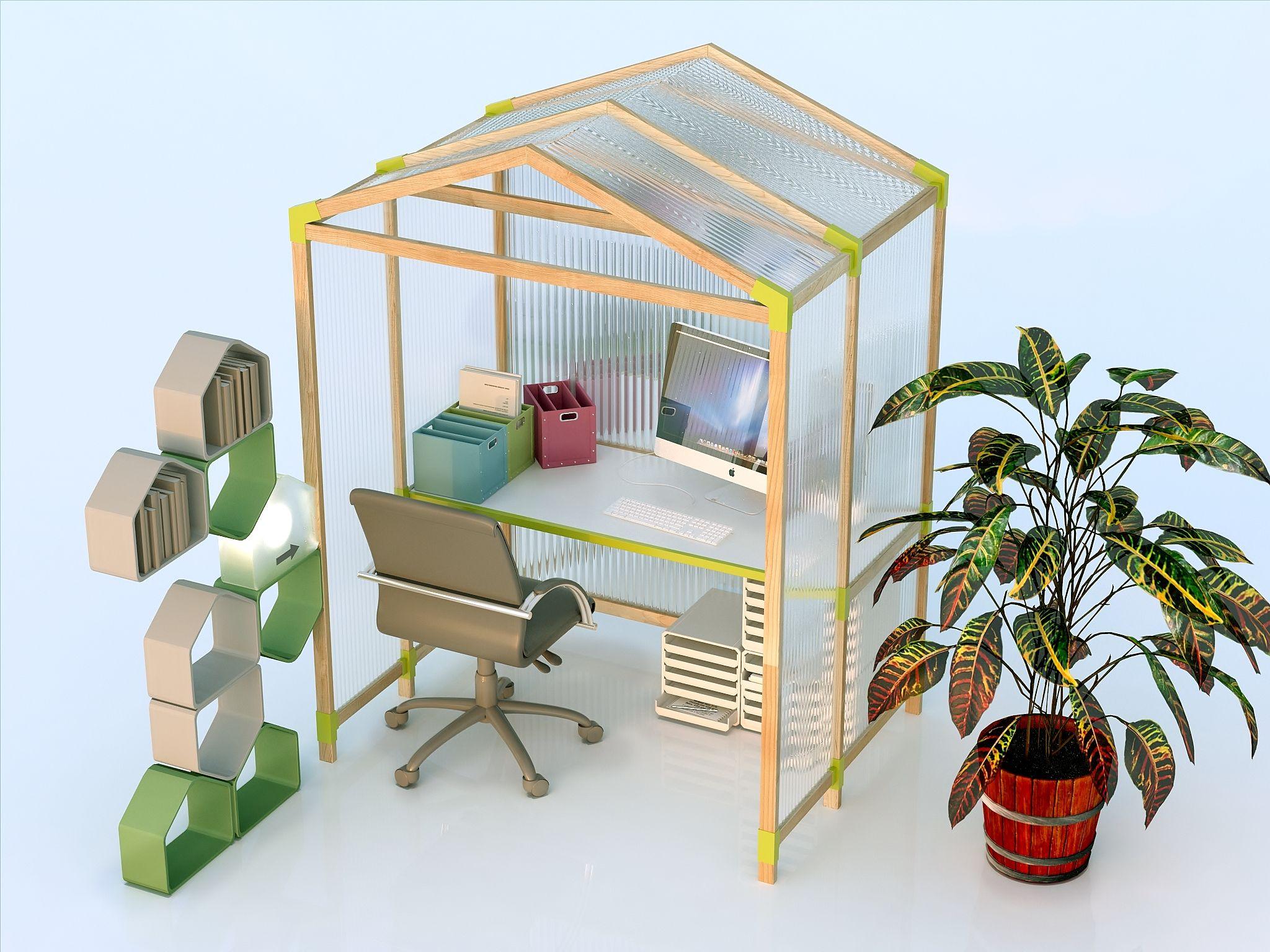 Módulo Green Cabin
