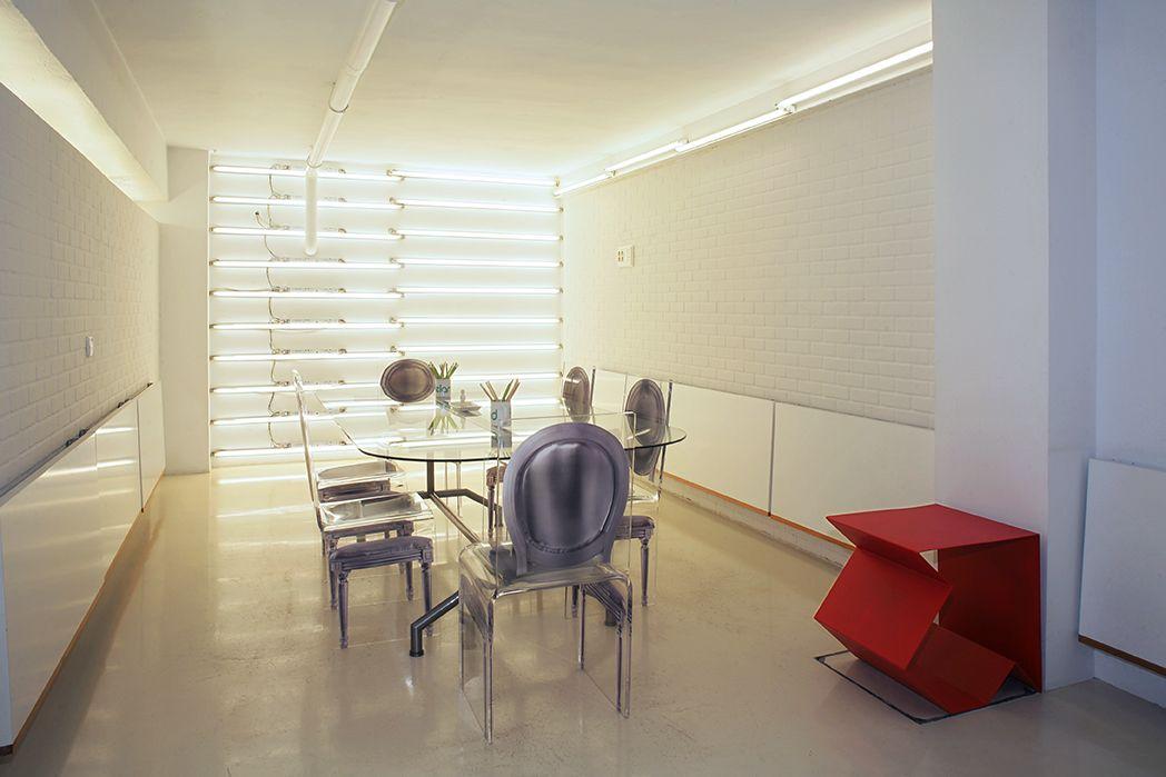 Así es la sala donde te reunirás en Freeland Coworking