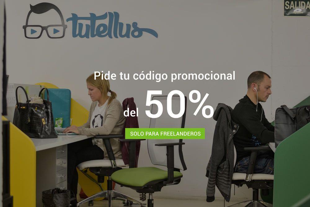 Tutellus ofrece descuentos especiales para coworkers en Freeland