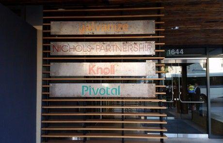 Visitamos el espacio de coworking Galvanize en Denver