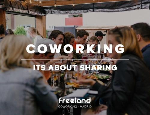 Coworking es colaborar